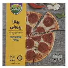 پیتزا پپرونی پمینا مقدار 430 گرم