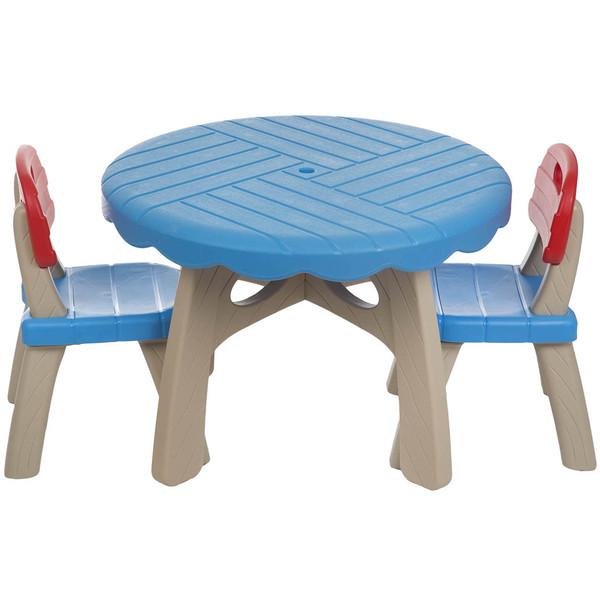 میز و صندلی گرون آپ مدل 3017-11
