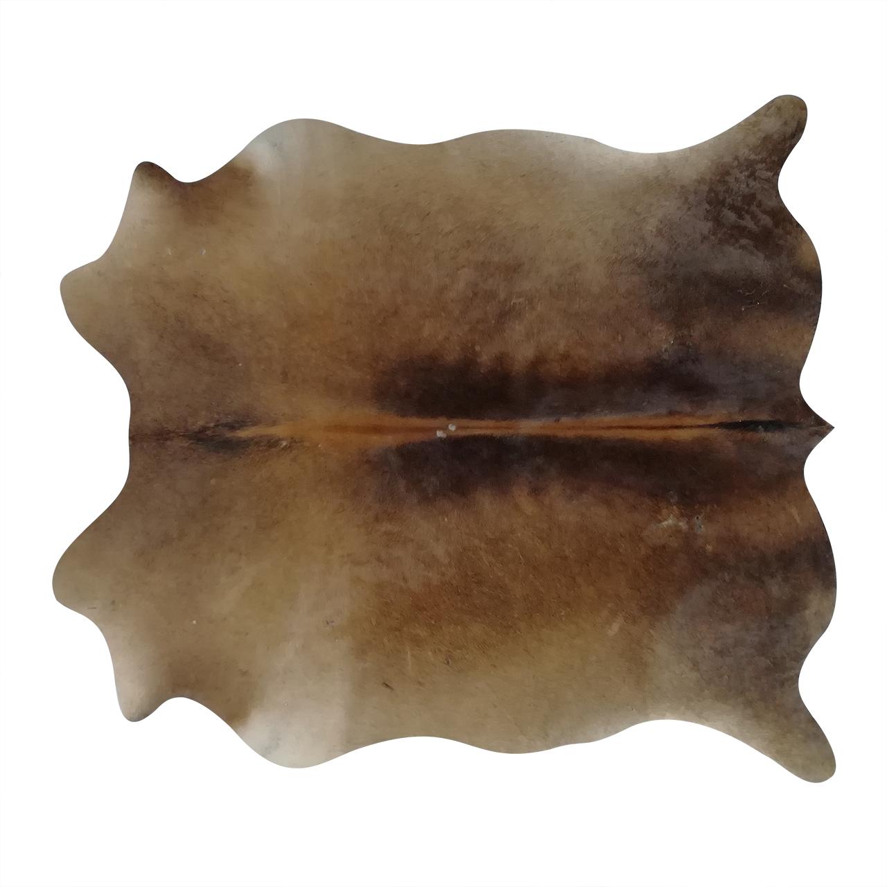 فرش پوست طبیعی کمالی مدل AA-00247
