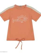 تی شرت دخترانه پیانو مدل 1836-23 -  - 2