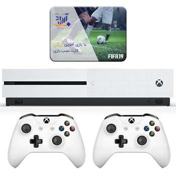 تصویر Microsoft Xbox One S   500GB  Microsoft Xbox One S - 500GB Bundle Game Console