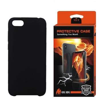 کاور سیلیکونی مدل Protective Case مناسب برای گوشی موبایل Huawei Y5 Prime 2018