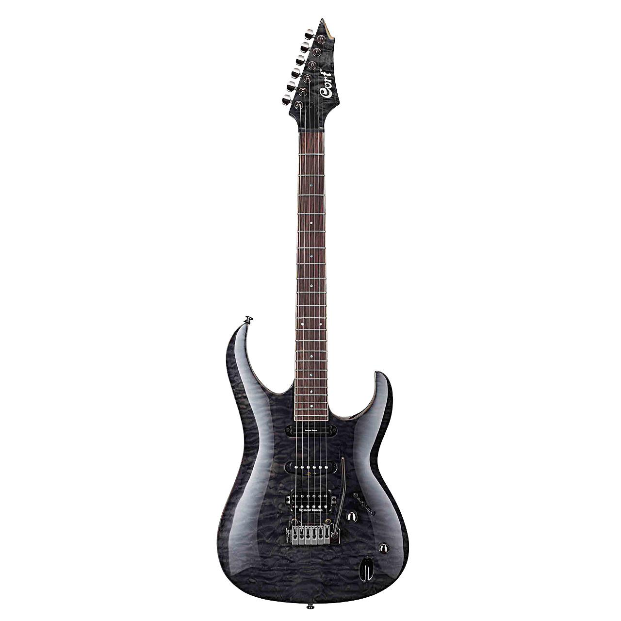 گیتار الکتریک کورت مدل Aero Custom به همراه کیس حمل