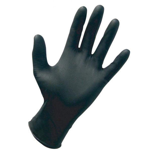 دستکش نیتریل گلوری تاچ سایز کوچک بسته 100 عددی