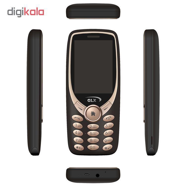 گوشی موبایل جی ال ایکس مدل N10 Plus Plus دو سیم کارت main 1 1