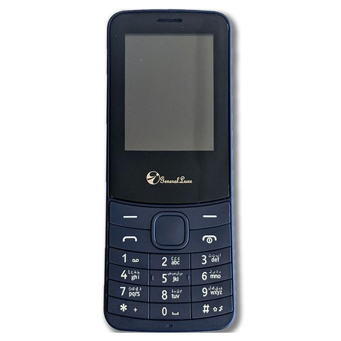 گوشی موبایل جی ال ایکس مدل BANANA دو سیم کارت