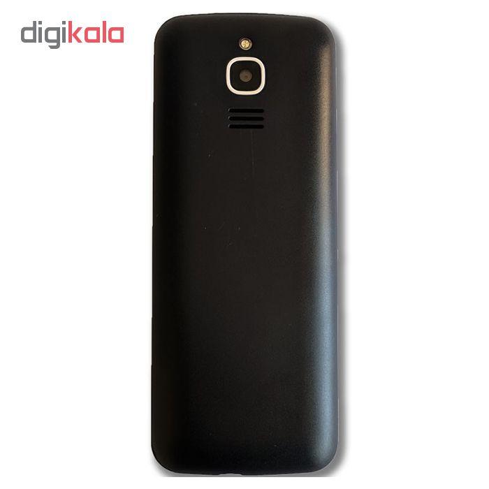 گوشی موبایل جی ال ایکس مدل BANANA دو سیم کارت main 1 1