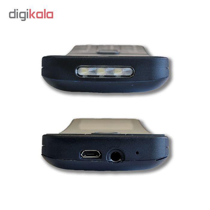 گوشی موبایل جی ال ایکس مدل BANANA دو سیم کارت main 1 3