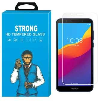 محافظ صفحه نمایش شیشه ای استرانگ مدل مانکی مناسب برای گوشی Hawei Honor 7S
