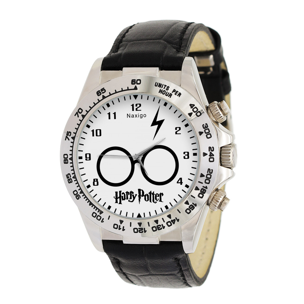 ساعت مچی  مردانه ناکسیگو طرح هری پاتر کد LS3562