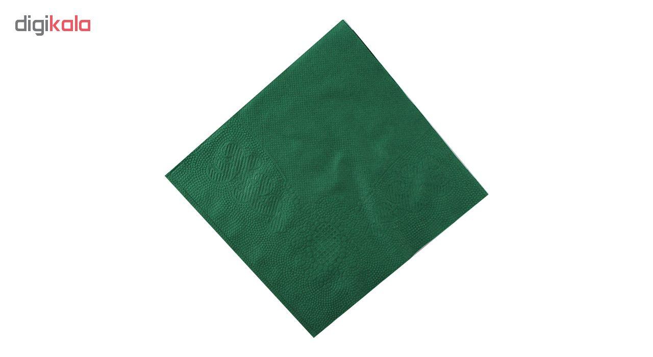 دستمال سفره مدل k279 بسته 20 عددی