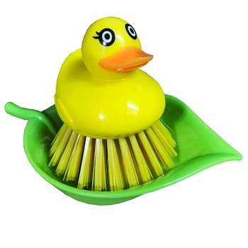 برس شستشو پالم هد طرح اردک کد K-0321