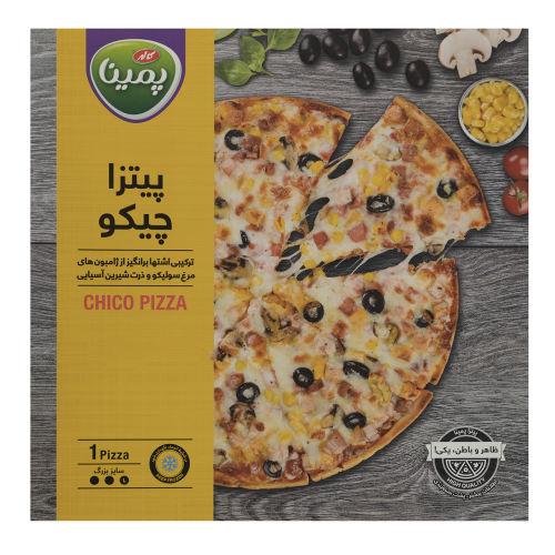 پیتزا چیکو پمینا کاله مقدار 430 گرم