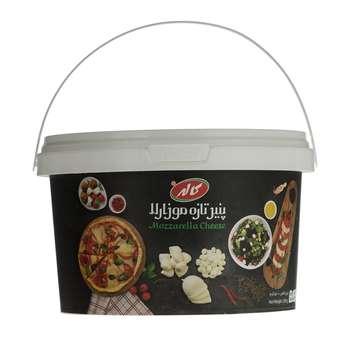 پنیر تازه موزارلا کاله مدل توپی مقدار 500 گرم