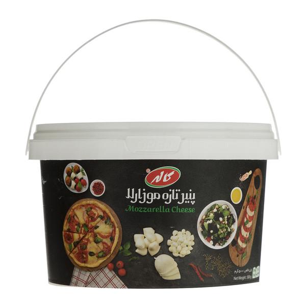 پنیر تازه موزارلا کاله مدل گیلاسی مقدار 500 گرم