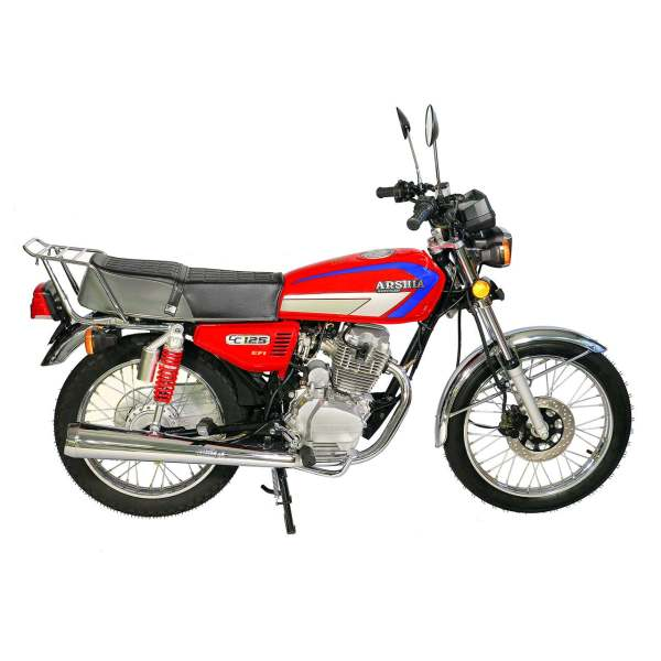 موتورسیکلت ارشیا مدل EF1 سال 97