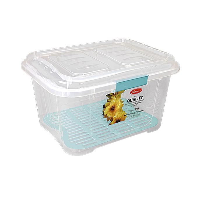خرید ظرف نان ناصر پلاستیک کد 410