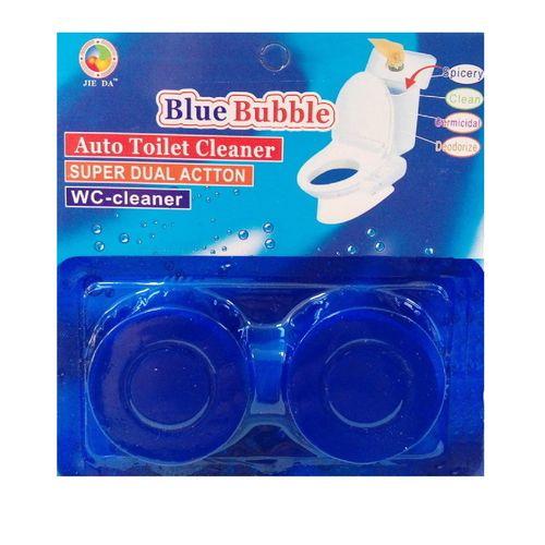 قرص جرم گیر توالت فرنگی Blue Bubble مدل 777بسته 2 عددی