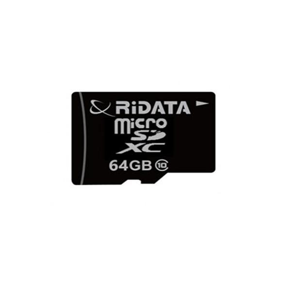 کارت حافظه microSDXC ری دیتا مدل High Speed کلاس 10استاندارد XC-I U1 سرعت 80MBps 633X ظرفیت 64 گیگابایت