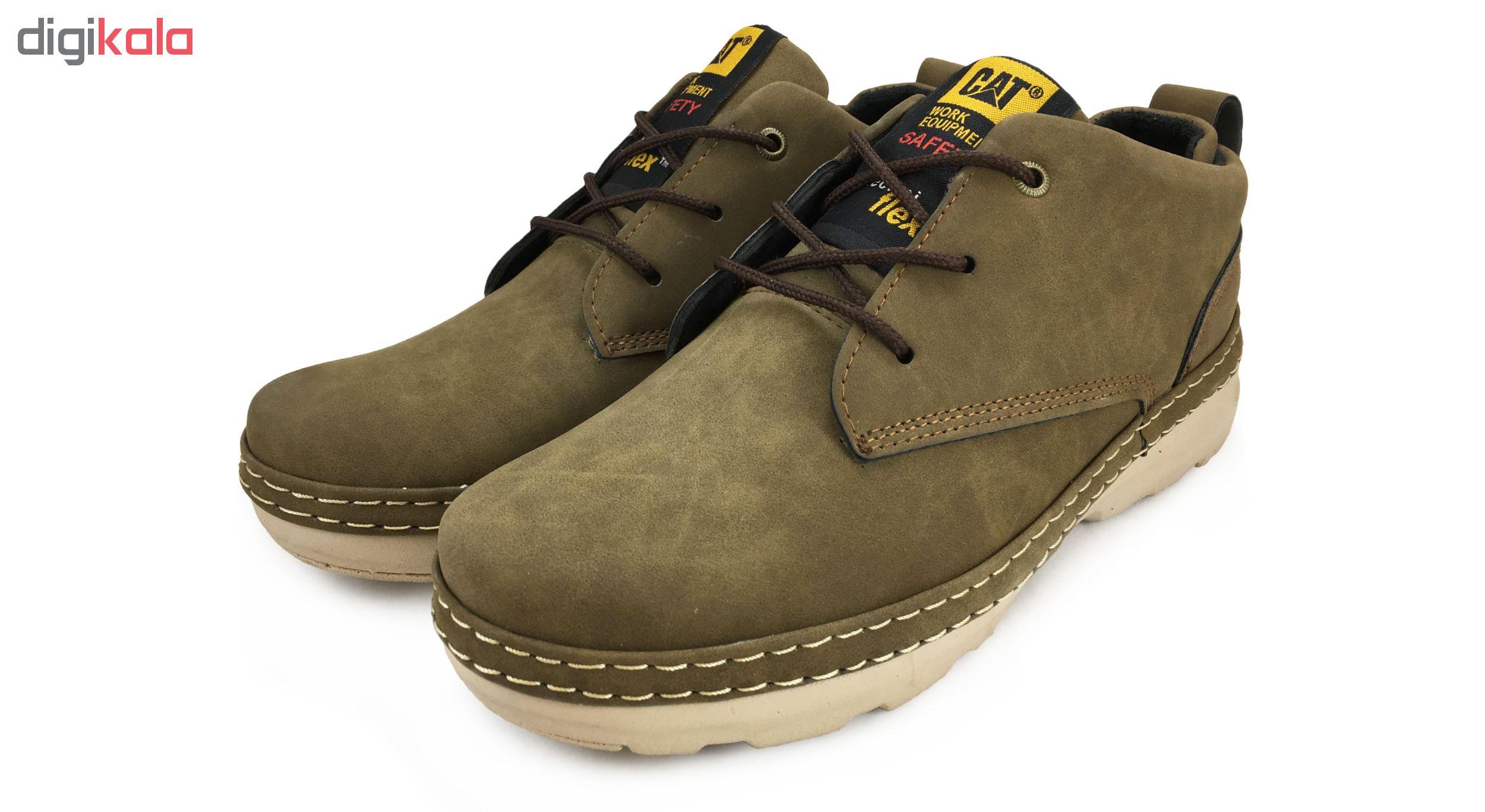 کفش مردانه مدل لودیک کد A126