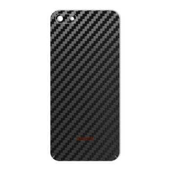برچسب پوششی ماهوت مدل Carbon-fiber Texture مناسب برای گوشی  Huawei Honor 7S