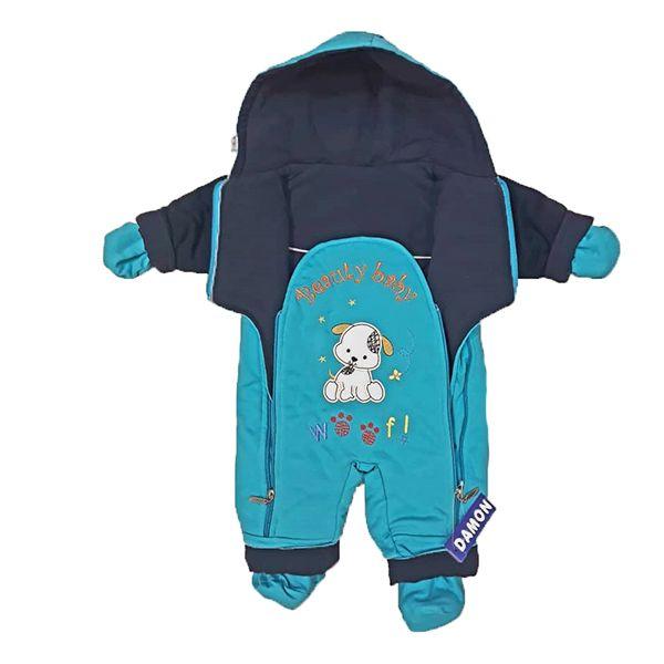 کاپشن نوزادی دامون مدل 5444