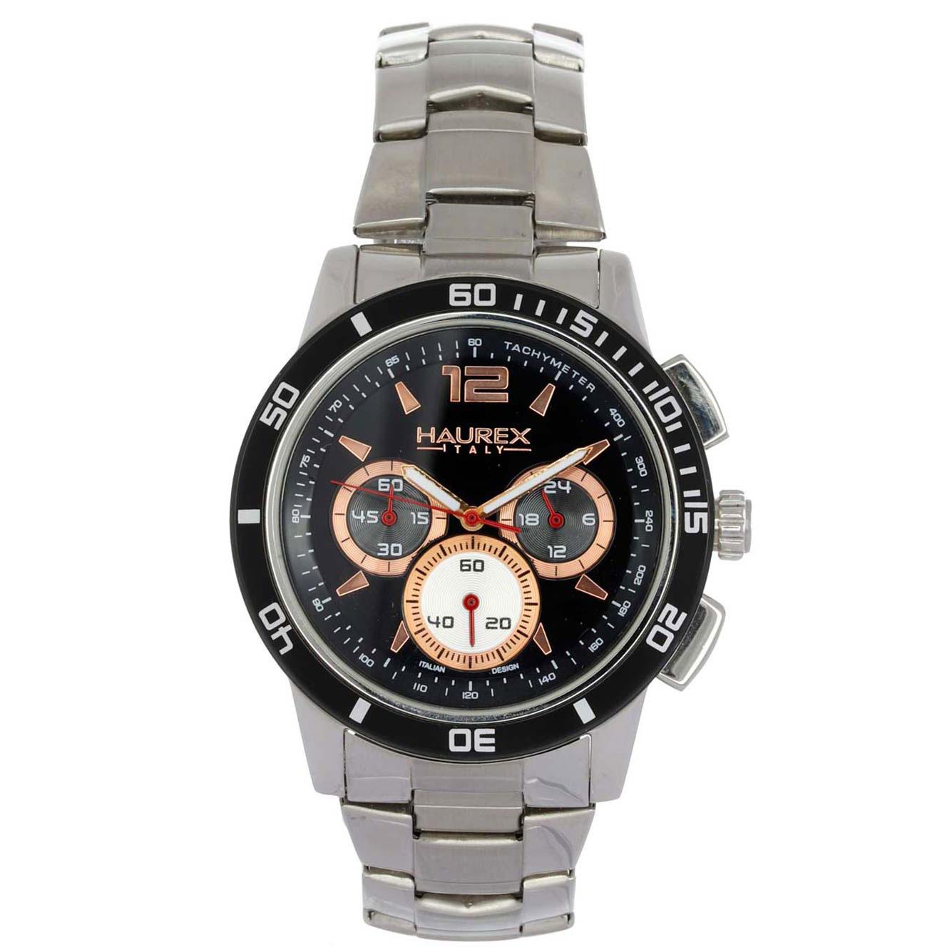 ساعت مچی عقربه ای مردانه هورکس مدل ZQHX-0A355UMM