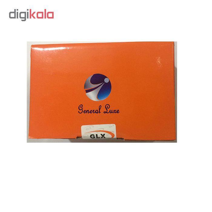 گوشی موبایل جی ال ایکس مدل BANANA دو سیم کارت main 1 5