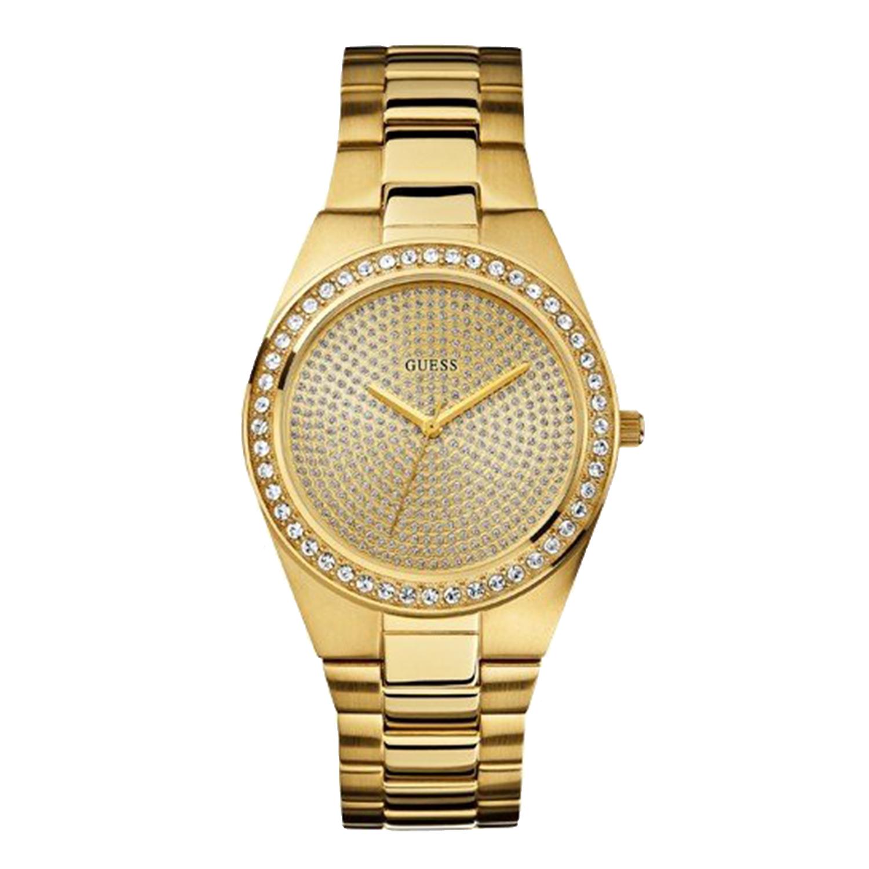 ساعت مچی عقربه ای زنانه گس مدل W0059L1