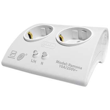 محافظ ولتاژ الکترونیکی نمودار کنترل مدل رامونا M115 مناسب برای لوازم آشپزخانه