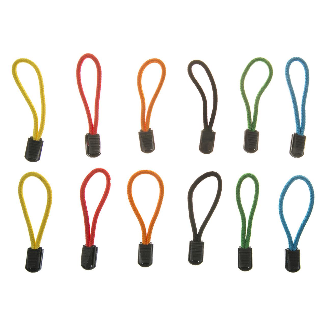 قیمت بند زیپ مدل Colors مجموعه 12 عددی