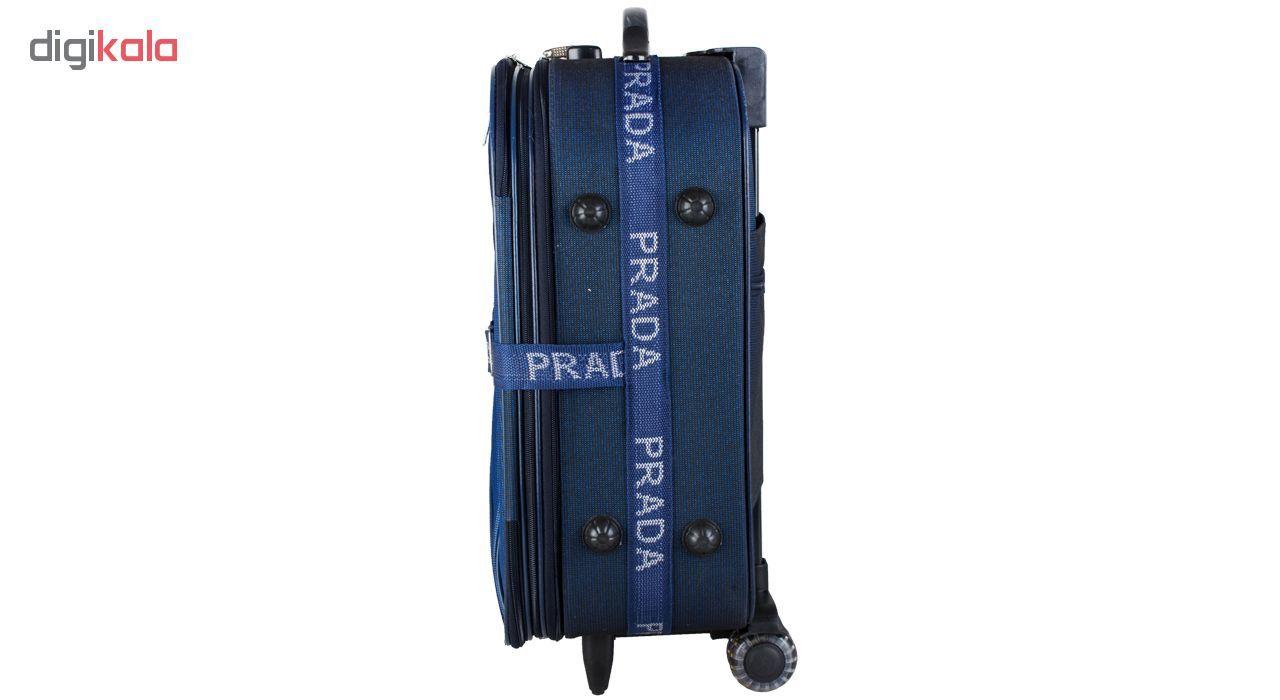مجموعه دو عددی چمدان پرادا مدل 01 main 1 5