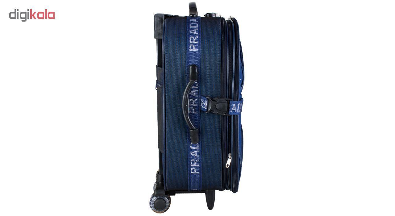 مجموعه دو عددی چمدان پرادا مدل 01 main 1 6