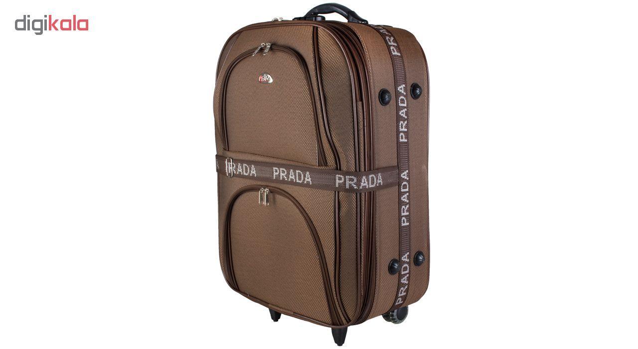 مجموعه دو عددی چمدان پرادا مدل 01 main 1 12