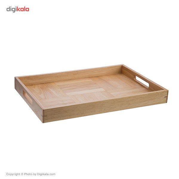سینی مستطیل بیلی مدل چوبی کد WA-ELT2 main 1 1