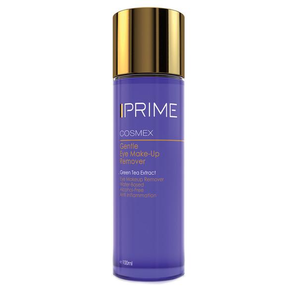 محلول پاک کننده آرایش پریم مدل Gentle حجم 100 میلی لیتر