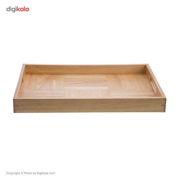 سینی مستطیل بیلی مدل چوبی کد WA-ELT2 main 1 2