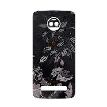 برچسب پوششی ماهوت مدل Wild-flower Texture مناسب برای گوشی  Motorola Moto Z2 Force