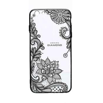 کاور دیاموند مدل Lace Flower مناسب برای گوشی موبایل اپل iPhone 6 Plus