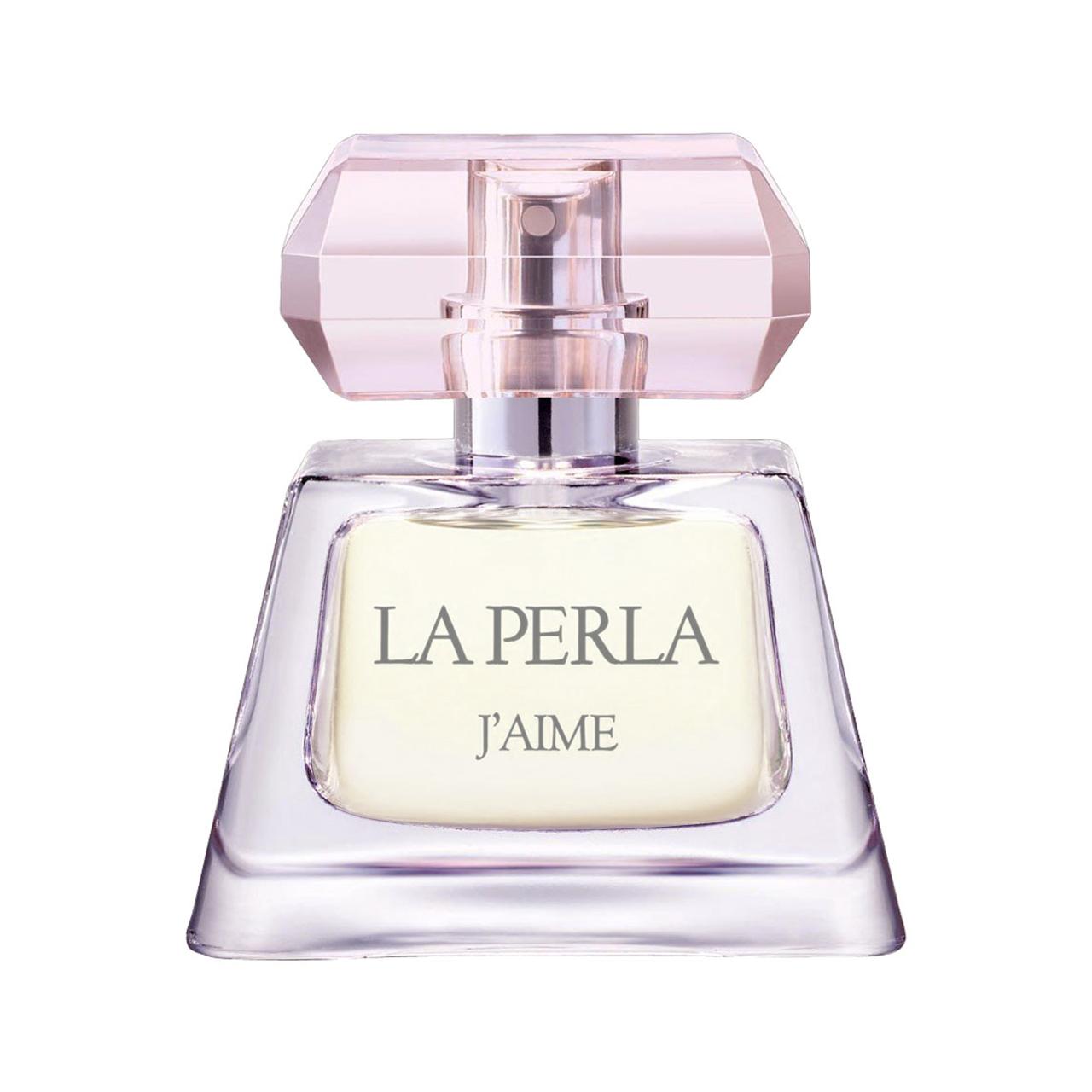 تستر ادو پرفیوم زنانه لا پرلا مدل J'Aime حجم 100 میلی لیتر