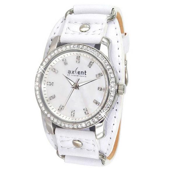 ساعت مچی عقربه ای زنانه اکسنت مدل ix43884-141
