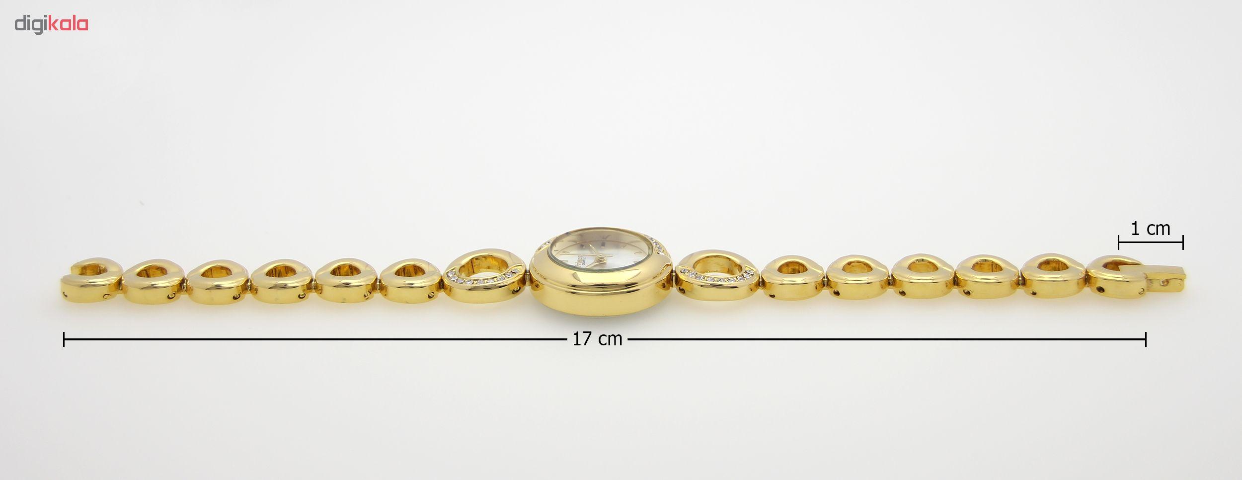ساعت مچی عقربه ای زنانه پرایمر مدل DD-22-13