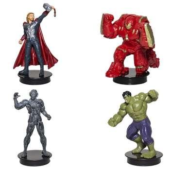 مجموعه اکشن فیگور مدل Avengers Age of Ultron بسته 4 عددی |