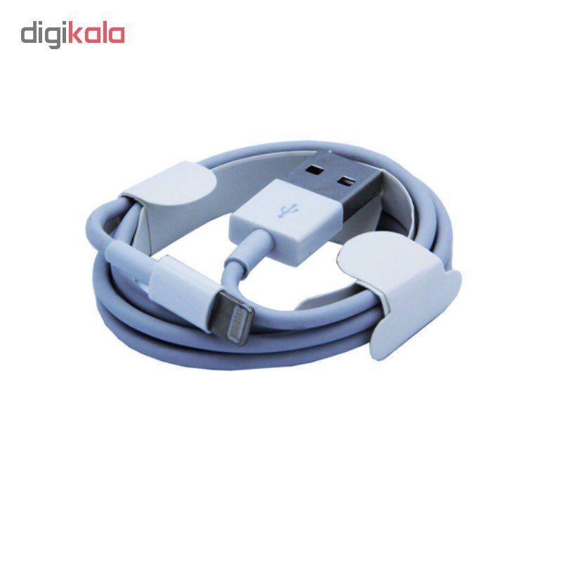 کابل تبدیل USB به لایتنینگ مدل 8fast طول 1 متر main 1 2