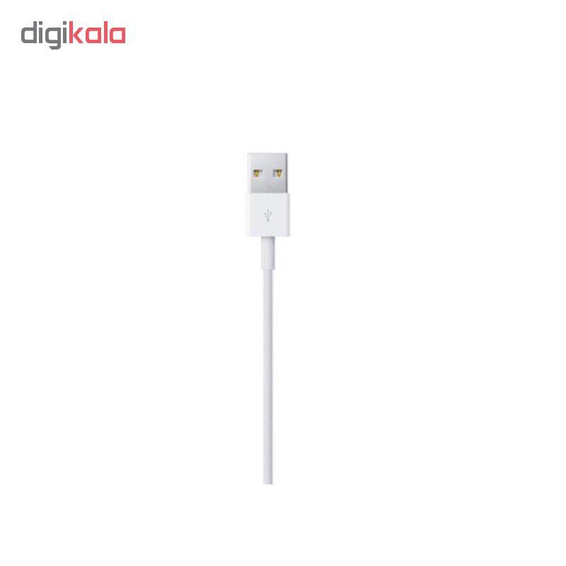 کابل تبدیل USB به لایتنینگ مدل 8fast طول 1 متر main 1 4
