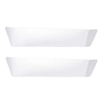 طلق روسری مدل فیکسر بسته 2 عددی