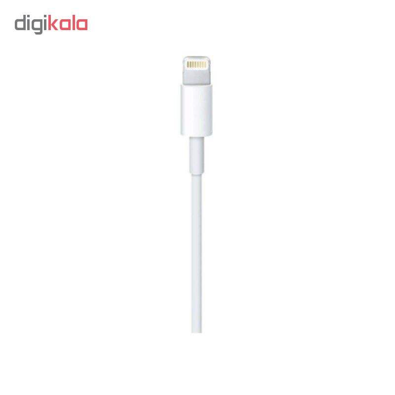 کابل تبدیل USB به لایتنینگ مدل 8pluse طول 1 متر main 1 2