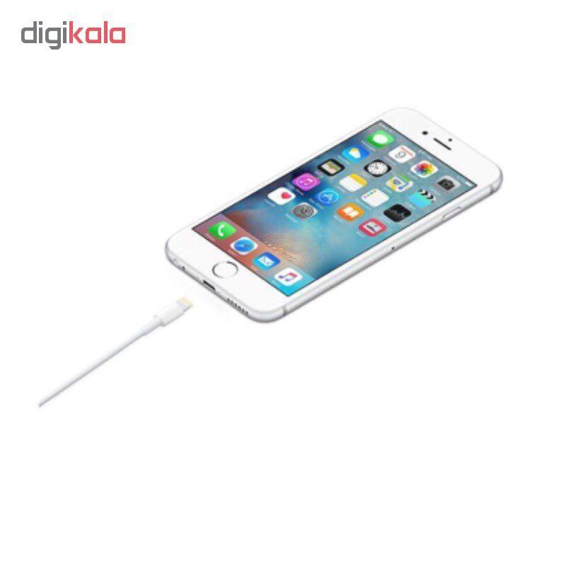 کابل تبدیل USB به لایتنینگ مدل 8pluse طول 1 متر main 1 5
