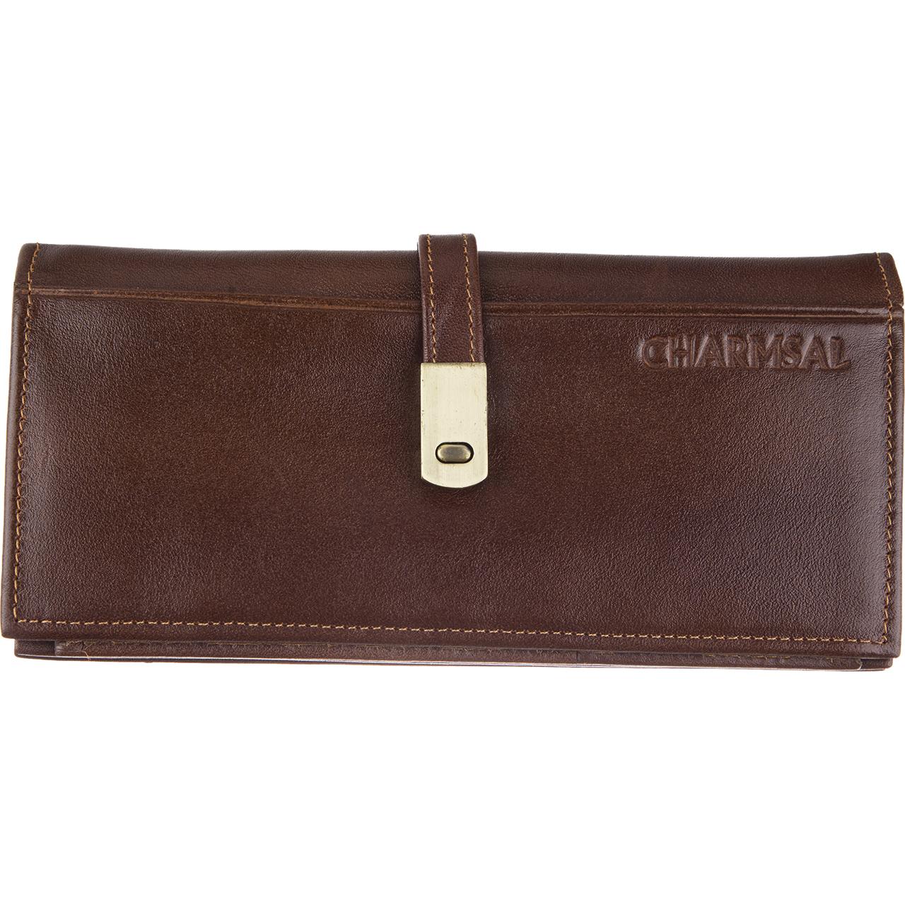 کیف پول مردانه چرمسال مدل BR15