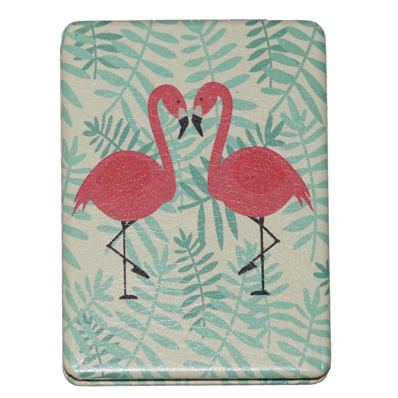 قیمت آینه جیبی طرح پرنده کد 004